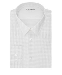 Calvin Klein | Slim Fit Microdot Dress Shirt