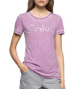 Calvin Klein Jeans | Textu Scoopneck Tee