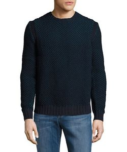 Calvin Klein | Two-Tone Crewneck Sweater
