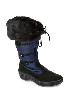Pajar | Mia Wedge Boots