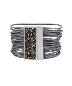 Kenneth Cole New York | Glacier Stone-Accented Multi-Row Bracelet