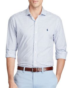 Polo Ralph Lauren | Checked Poplin Estate Standard-Fit Shirt