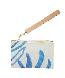 Brika | Flora Cotton Clutch
