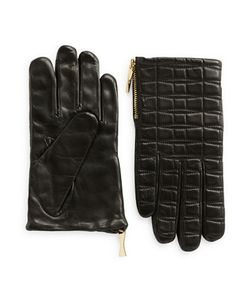 Kate Spade New York | Quilted Leather Driving Gloves
