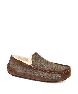 UGG | Ascot Tweed Slippers