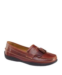 Johnston & Murphy | Fowler Kiltie Tassel Leather Loafers