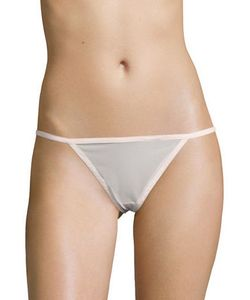Calvin Klein | Mesh-Accented Thong