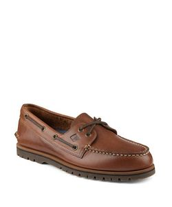Sperry | Authentic Original Leather 2-Eye Mini Lug Boat Shoes