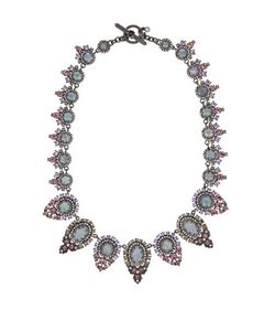 Marchesa | Toggle Collar Necklace