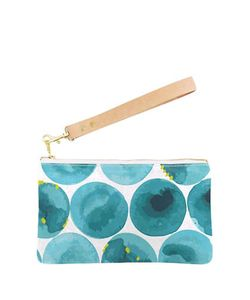 Brika | Bubbles Clutch Bag