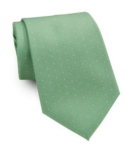 Lord & Taylor The Mens Shop | Dotted Silk Tie