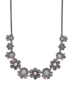 Marchesa | Mother-Of-Pearl Necklace