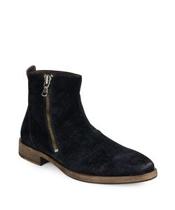 John Varvatos | Leather Ankle Boots