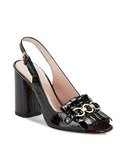 Kate Spade New York | Caileen Leather Slingback Pumps