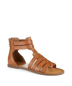 Kelsi Dagger | Sarong Gladiator Sandals