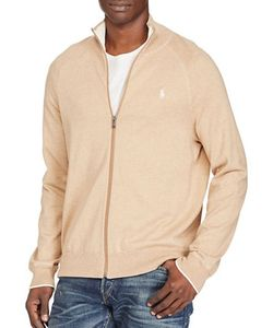 Polo Ralph Lauren | Cotton Full-Zip Sweater