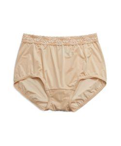 Wacoal | Lace-Trim High-Cut Panty