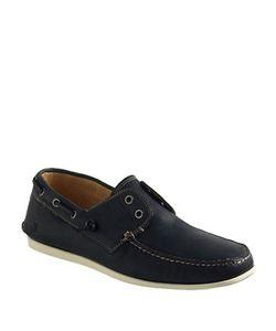 John Varvatos | Schooner Leather Boat Shoes
