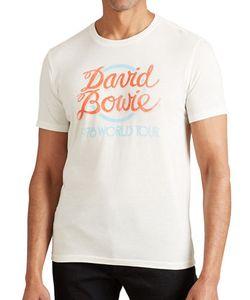 John Varvatos Star USA   David Bowie Tee