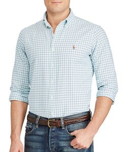 Polo Ralph Lauren | Plaid Long Sleeved Sportshirt