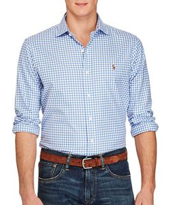 Polo Ralph Lauren | Gingham Oxford Estate Button-Down Shirt