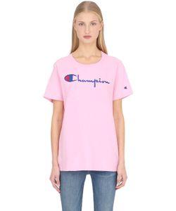 Champion | Cotton Jersey T-Shirt