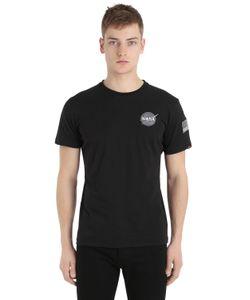 Alpha Industries | Nasa Space Shuttle Cotton T Shirt
