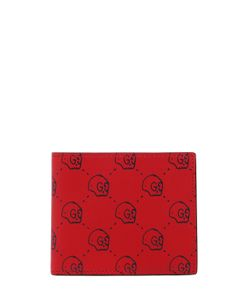 Gucci | Ghost Hamlet Print Leather Wallet