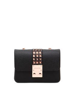 Designinverso   Amalfi Studs Saffiano Pvc Bag