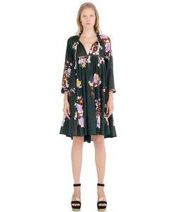 Yvonne S | Floral Cotton Voile Dress