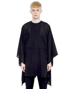 Alexandre Plokhov | Cotton Gauze Caftan Shirt
