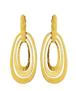 Hervé van der Straeten | Hervé Van Der Straeten Intemporelle Rounded Square Earrings