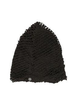 Cutuli Cult | Laser-Cut Suede Hat