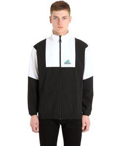 Adidas Originals   Eqt Waterproof Stretch Nylon Jacket