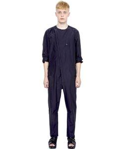 Alexandre Plokhov | Cotton Silk Jumpsuit