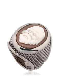 Amedeo | Thimble Cameo Ring