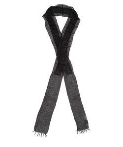 Cutuli Cult | Laminated Wool Boucle Modal Scarf