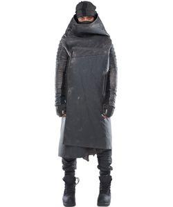 Demobaza   Forester Washed Neoprene Coat