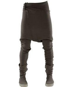 Demobaza   Baggy Alcion B Viscose Wave Knit Pants