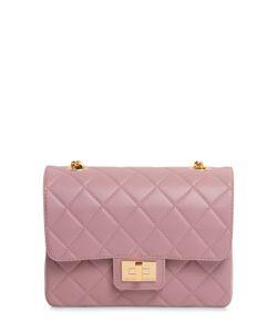 Designinverso   Milano Quilted Pvc Shoulder Bag