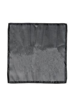Gabriele Pasini | Silk Jacquard Pocket Square