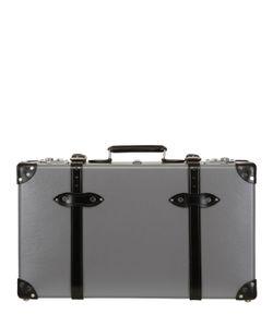 Globe-Trotter   26 Centenary Volcanic Fibre Suitcase