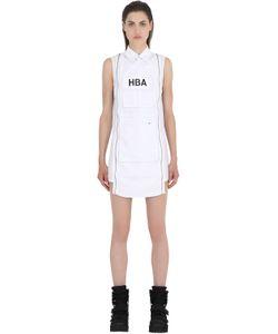 Hood By Air | Cotton Shirting Dress