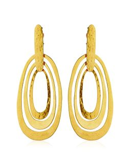 Hervé van der Straeten | Intemporelle Rounded Square Earrings