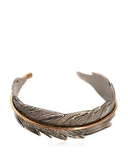 Htc Hollywood Trading Company | Feather Metal Cuff Bracelet