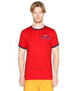 Paul & Shark | Embroide Cotton Jersey T-Shirt