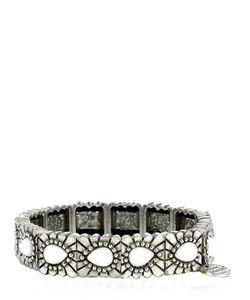 Philippe Audibert | Tanana Agate Stretch Bracelet