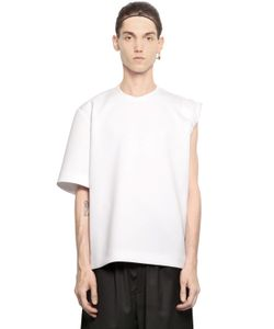 Xander Zhou | Neoprene One Sleeve T-Shirt