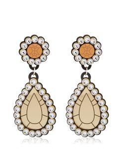Yazbukey | Diamonds Drop Earrings