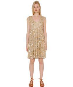 Blugirl | Sequined Tulle Dress